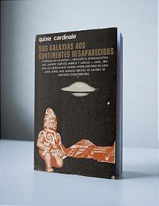 DAS GALÁXIAS AOS CONTINENTES DESAPARECIDOS (produto usado)