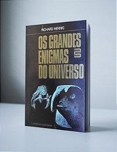 OS GRANDES ENIGMAS DO UNIVERSO (produto usado)
