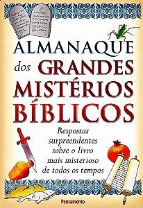 ALMANAQUE DOS GRANDES MISTÉRIOS BÍBLICOS