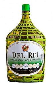 Vinho de Mesa - Del Rei Branco Seco Niágara 4,6L
