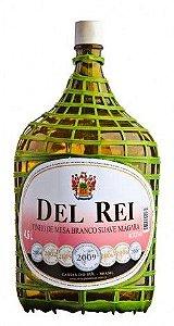 Vinho de Mesa - Del Rei Branco Suave Niágara 4,6L