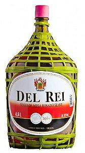 Vinho de Mesa - Del Rei Rosé Suave Isabel 4,6L