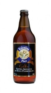 Cerveja Valentina Pilsen Golden 660ml