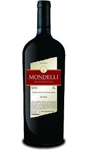 Vinho de Mesa - Mondelli Tinto Suave 1L