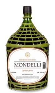 Vinho de Mesa - Mondelli Branco Suave 4,6L