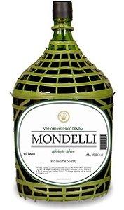 Vinho de Mesa - Mondelli Branco Seco 4,6L