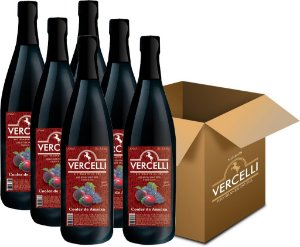 Cooler - Vercelli de Ameixa - 6x870ml