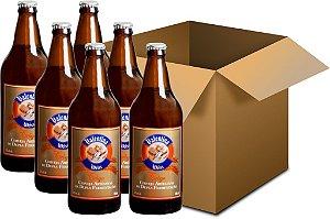 Cerveja Valentina Weiss 6x660ml