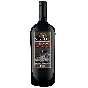 Vinho de Mesa - Vercelli Tinto Suave Seleção 750ml