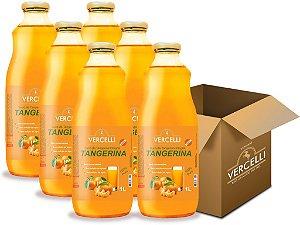 Suco de Tangerina - Vercelli Integral 6x1L
