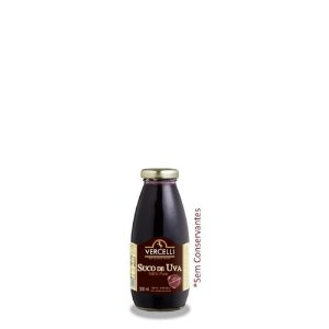 Suco de Uva - Vercelli Tinto Integral 300ml