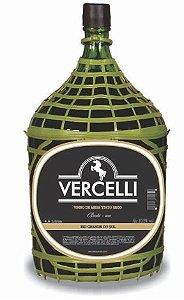 Vinho de Mesa - Vercelli Tinto Seco Bordô 4,6L
