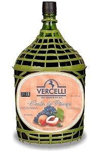 Cooler - Vercelli de Pêssego Rosado 4,6L