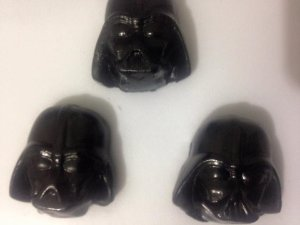 Bala de coco do Darth - Star Wars