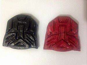 Bala de coco do Símbolo Transformers