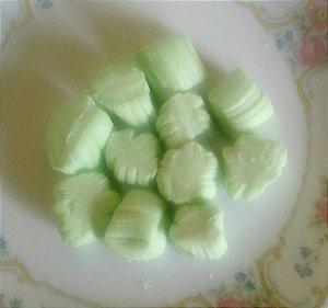 Tradicional verde água verde pastel