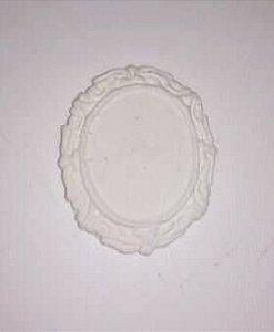 Bala de coco de espelho branca de neve