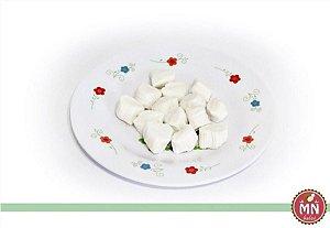 Bala de coco tradicional sem lactose (com becel azul)
