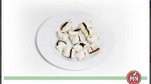1/2 kg Tradicional com Recheio de Chocolate Amargo