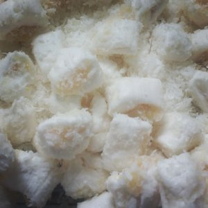 500 g Tradicional com recheio de docinho de coco gourmet