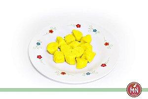 Bala de Coco Tradicional Amarelo Minnios
