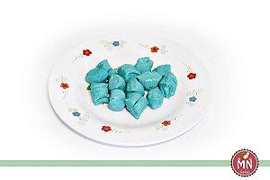 Bala de Coco Tradicional Azul Turquesa da Ariel ou Frozen fever
