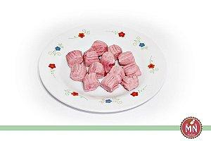 Bala de Coco Tradicional Rosa Chiclete Suave