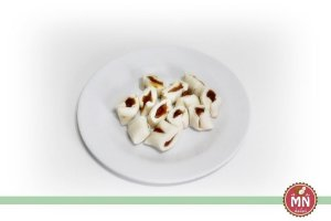 Tradicional com Recheio de Brigadeiro chocolate