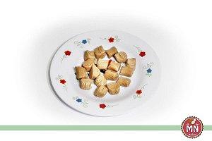 Bala de Coco Tradicional de Chocolate