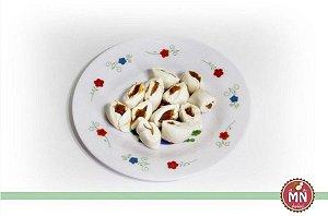 1/2 kg Tradicional com recheio de brigadeiro chocolate