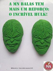 Bala de coco do Hulk