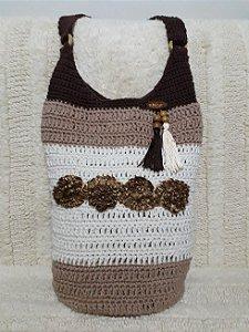 Bolsa em Crochê - Bag