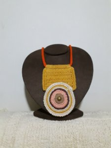 Acessório Crochê - Coleção Etnia