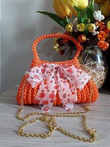 Bolsa Crochê - Coleção Cindy