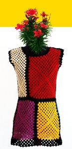 Bata Mondrian P (colorida)
