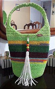 Bolsa Saco - Verão Flor do Mussambê