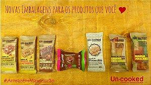 Barrinhas Uncooked - vegana