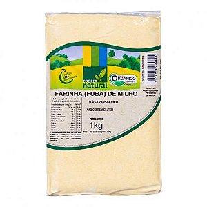 Farinha de Milho - Orgânico