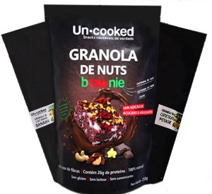 Granola de nuts - Raw