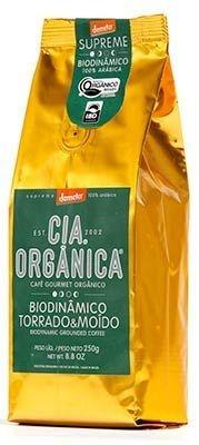 Café Cia Orgânica Biodinâmico Demeter - 250gr