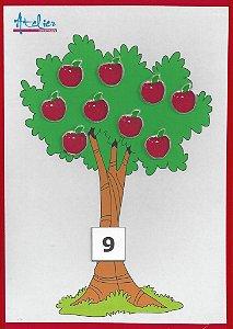 Numeral / Quantidade (Subtração)