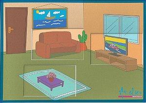 Partes de casa / Percepção - Sala