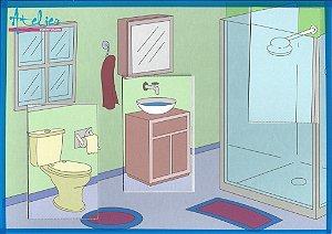 Partes de casa / Percepção - Banheiro