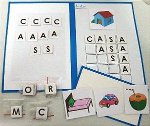 """Formação de Palavras """"C"""""""