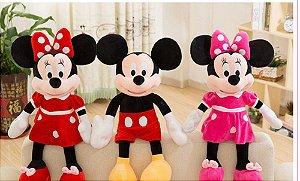 Pelúcia Mickey/ Minnie
