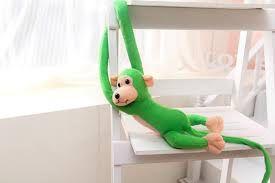 Pelúcia Macaco