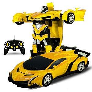 Carro Robô de Controle Remoto