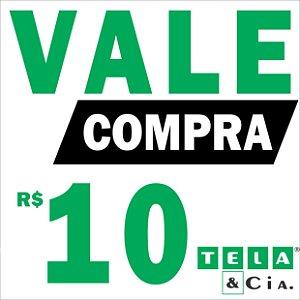 VALE COMPRA 10