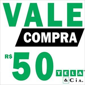 VALE COMPRA 50