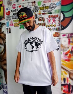 Camiseta Real Grapixo collab Pregos